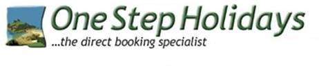 One Step Holidays® is a registered trademark of Preston Holidays (IP) Limited